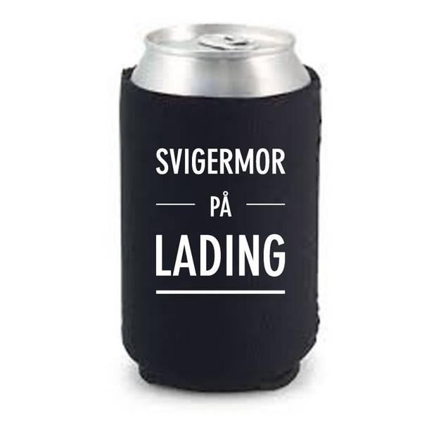 Bilde av BOKSKJØLER - Svigermor På Lading
