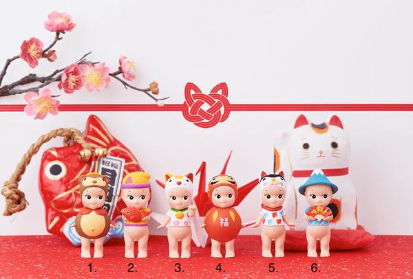 Bilde av SONNY ANGEL - Japanese Good Luck 2021