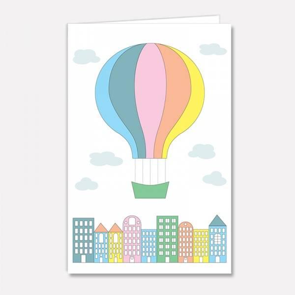 Bilde av KORT - Byballong - Jubel