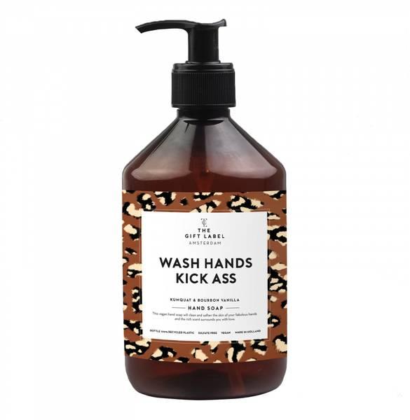 Bilde av HÅNDSÅPE - Wash Hands Kick Ass - The Gift Label