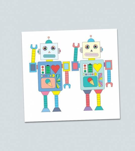 Bilde av TATOVERING - Robot - Jubel