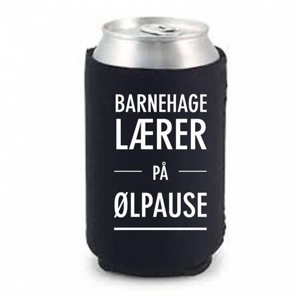 Bilde av BOKSKJØLER - Barnehagelærer ølpause
