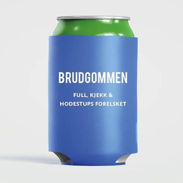 Bilde av BOKSKJØLER - Brudgommen