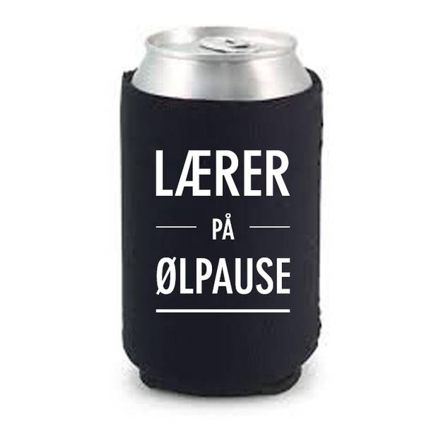 Bilde av BOKSKJØLER - Lærer ølpause