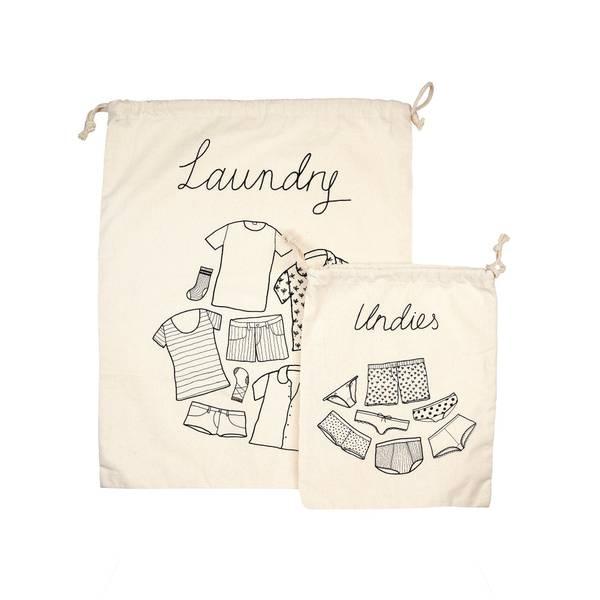 Bilde av SKITTENTØYSPOSER - Travel Laundry Bags