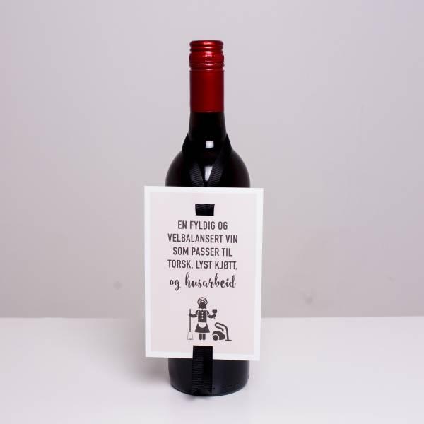 Bilde av VINKORT - En fyldig og velbalansert vin...