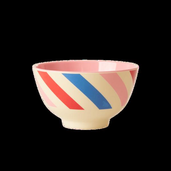 Bilde av LITEN BOLLE - Candy Stripes - Rice