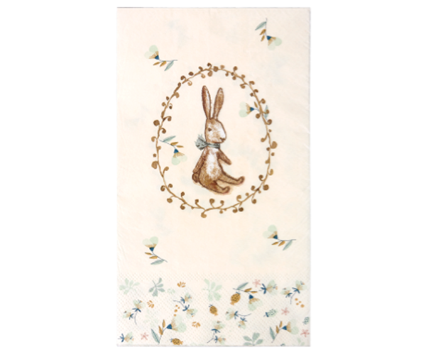 Bilde av SERVIETTER - Bunny - Maileg