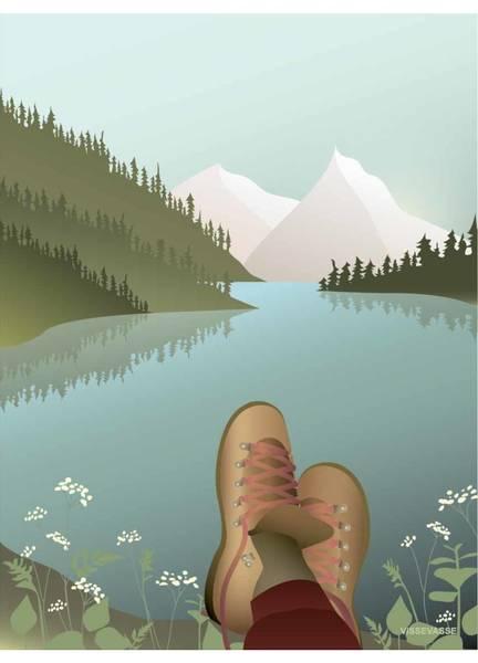 Bilde av PLAKAT - After The Hike - Vissevasse