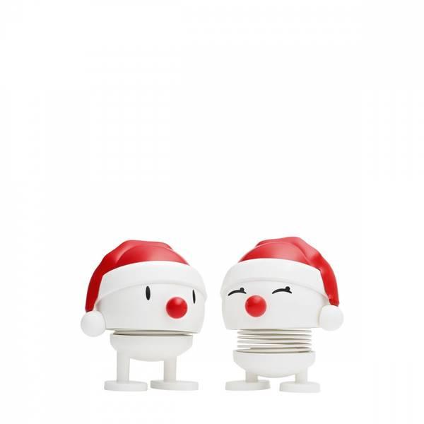 Bilde av HOPTIMIST - White Small Nosy Santa (Couple)