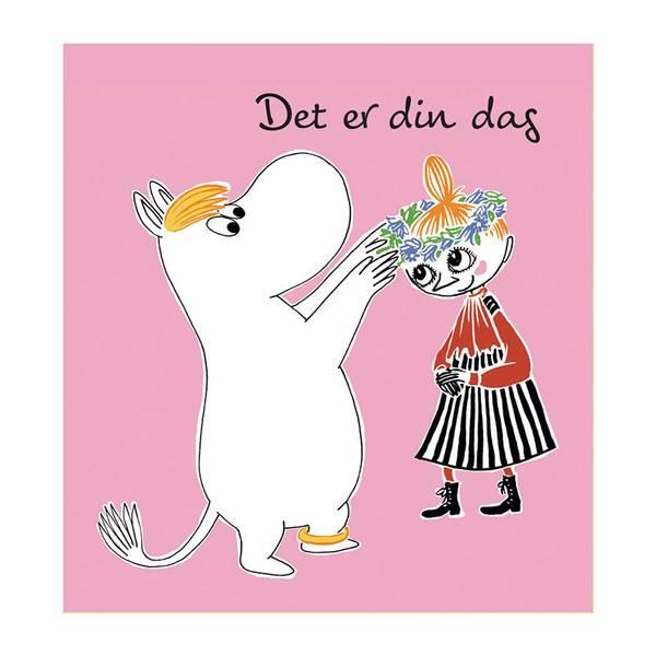 Bilde av MUMMIKORT - Det Er Din Dag
