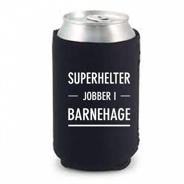 Bilde av BOKSKJØLER - Superhelter Jobber I Barnehage