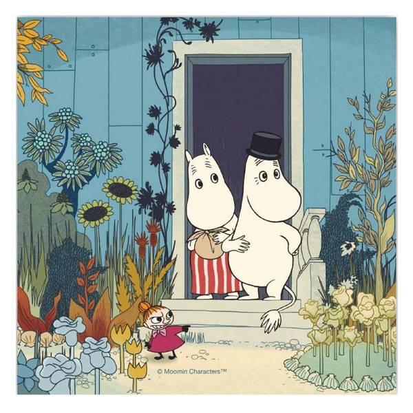 Bilde av SERVIETTER - Døråpning - Mummi