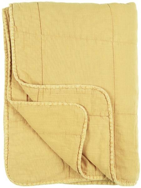 Bilde av TEPPE - Vintage Quilt - Lemon Drop - Ib Laursen