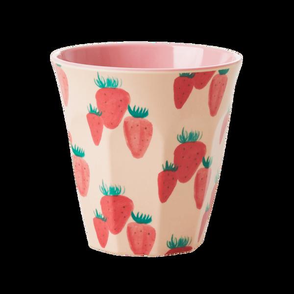 Bilde av KOPP - Strawberry Print - Rice