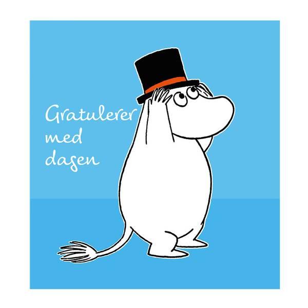 Bilde av MUMMIKORT - Gratulerer Med Dagen