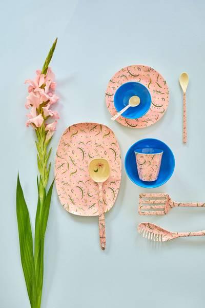 Bilde av KOPP - Delightful Daisies Print - Rice