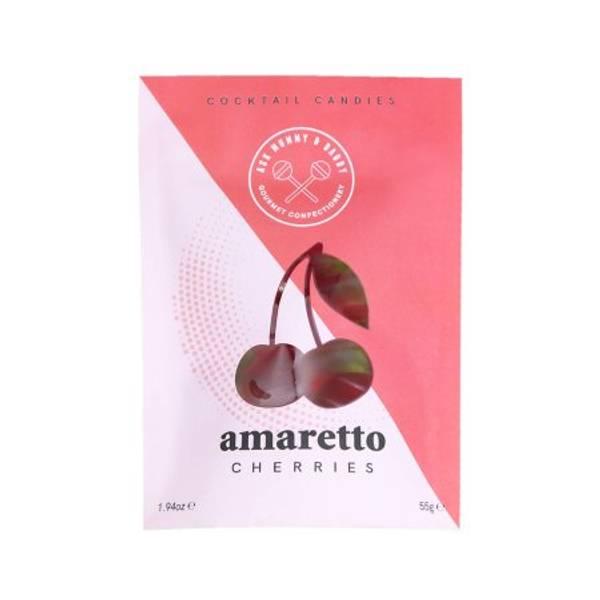 Bilde av VINGUMMI - Amaretto Cherries