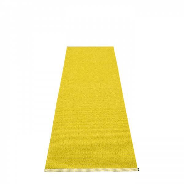 Bilde av GULVMATTE - Mono - Mustard - Pappelina