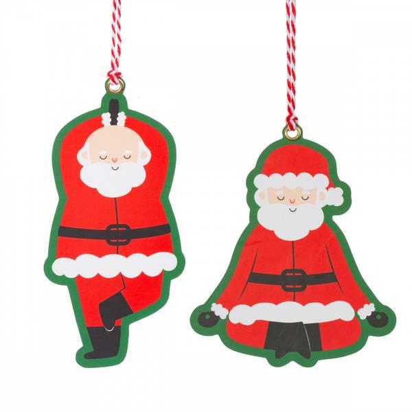 Bilde av TAGS - Yoga Santa