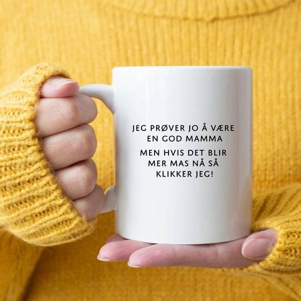 Bilde av KOPP - Mamma Klikker