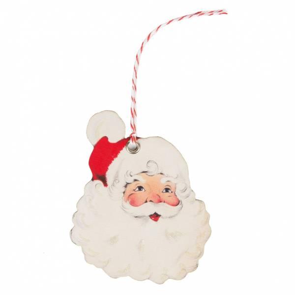 Bilde av TAGS - Cheerful Father Christmas