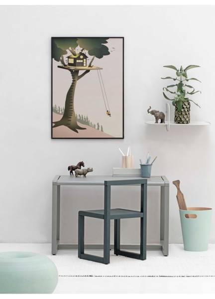 Bilde av PLAKAT - Tree House - Vissevasse