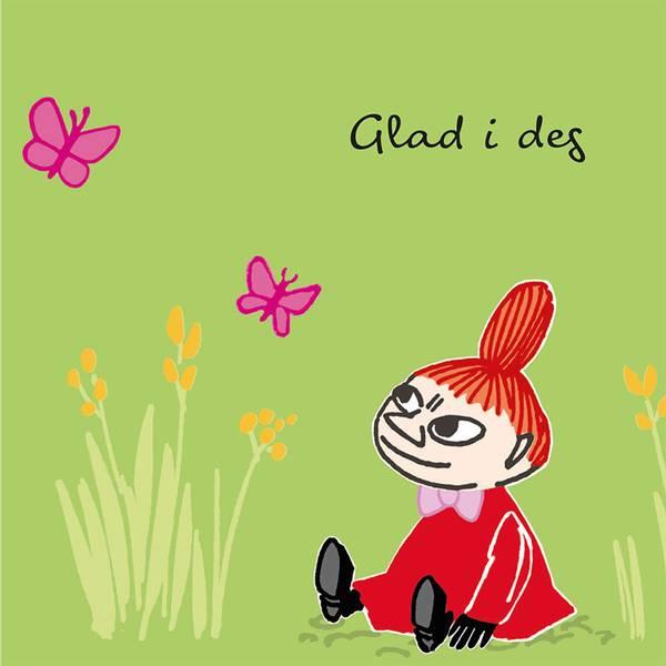 Bilde av MUMMIKORT - Grønn - Glad i Deg