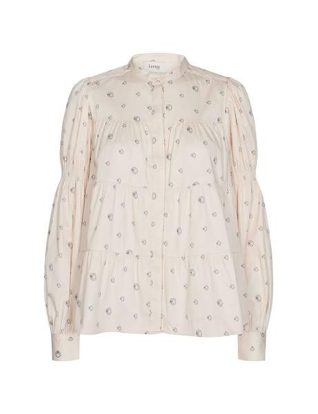 Bilde av Levete Room Olu 2 Shirt Cream