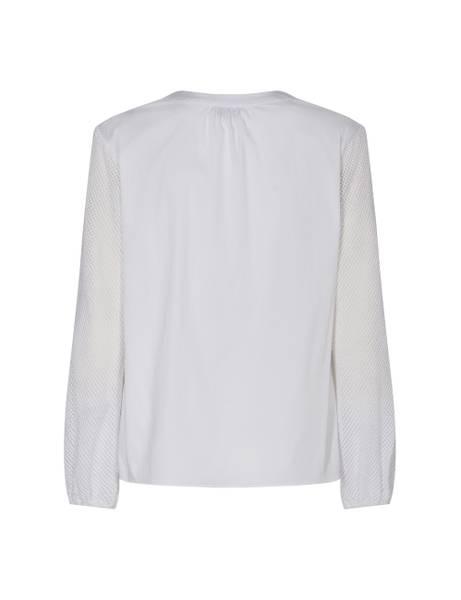 Bilde av Levete Room Odessa Shirt Hvit