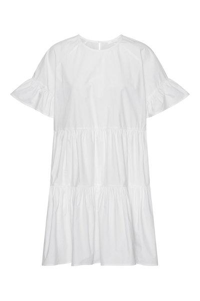 Bilde av 2nd day Loretta Dress Hvit