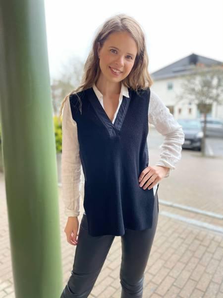 Bilde av Second Female Sapa Vest Sort