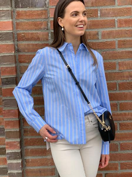 Bilde av Lovechild Fillini Shirt Blå