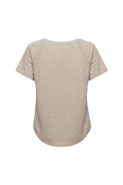 Bilde av Busnel Tilde T-shirt Sand