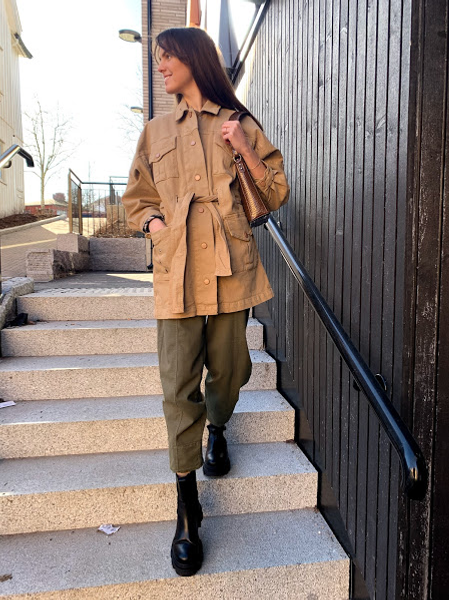 Bilde av Second Female Ariana LS Coat