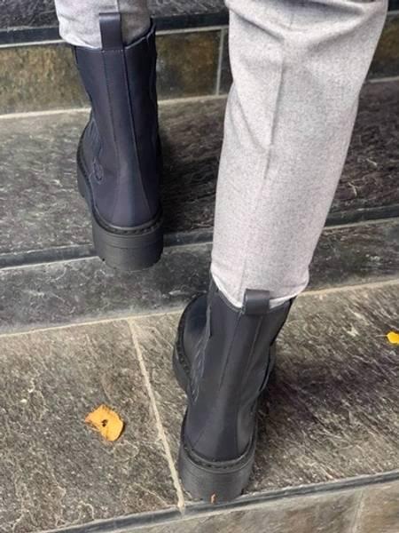 Bilde av Gestuz Marlee Chunky Boots