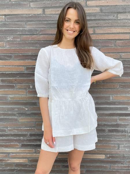 Bilde av Skall Studio Lucca blouse