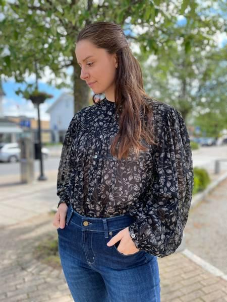 Bilde av Isabel Marant Miledia blouse