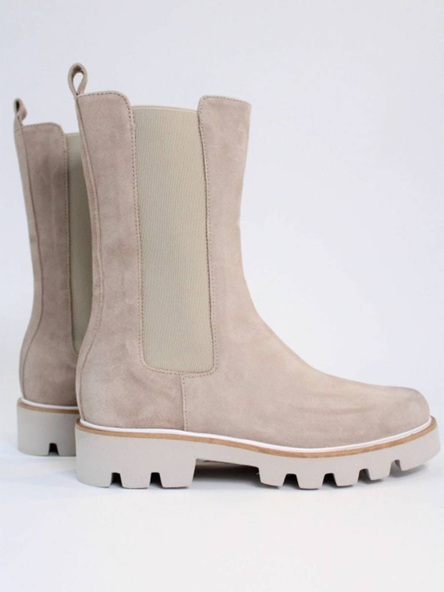Laura Bellariva P6646 Boots Beige