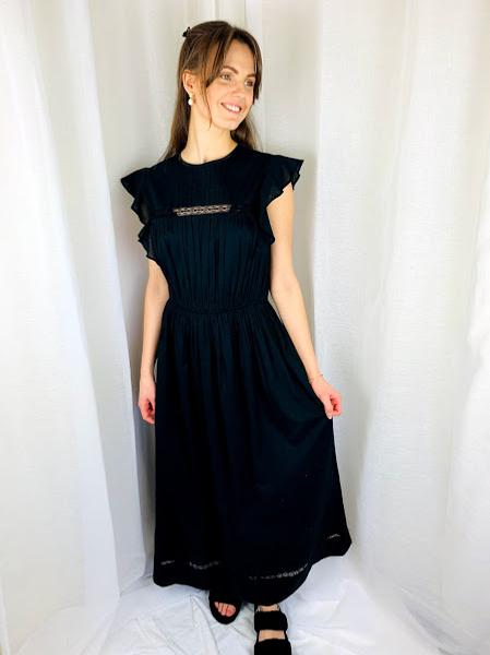 Bilde av Skall Studio Olive Long Dress