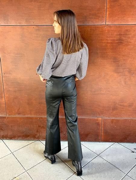 Bilde av Gestuz Littia Leather Pants