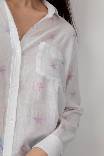 Bilde av Rails Charli Tie Dye Stars