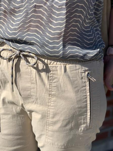 Bilde av Levete Nobella 3 Bukse Sand