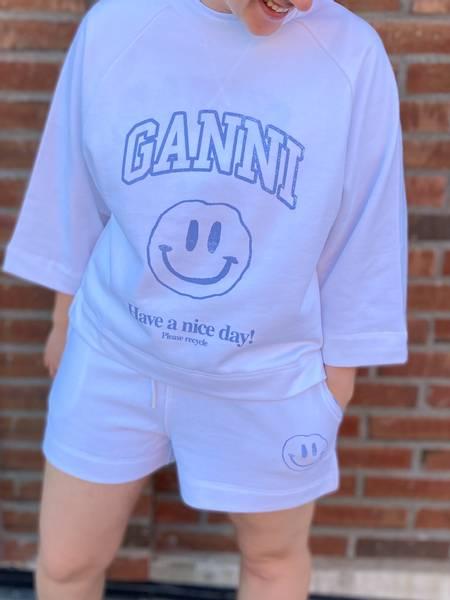 Bilde av Ganni T2795 Smiley Isoli