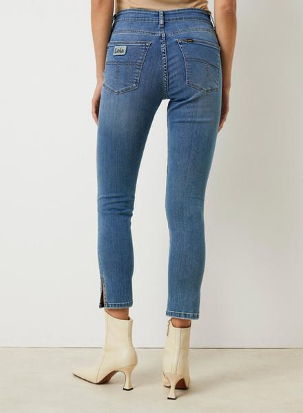Bilde av Lois Celia Split Bolger jeans