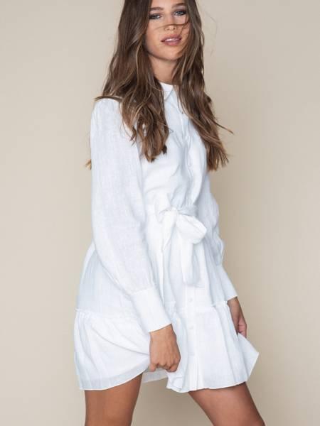 Bilde av ella&il Silja Linen Dress