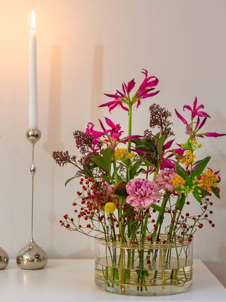 Bilde av Klong Äng Stor Vase Messing