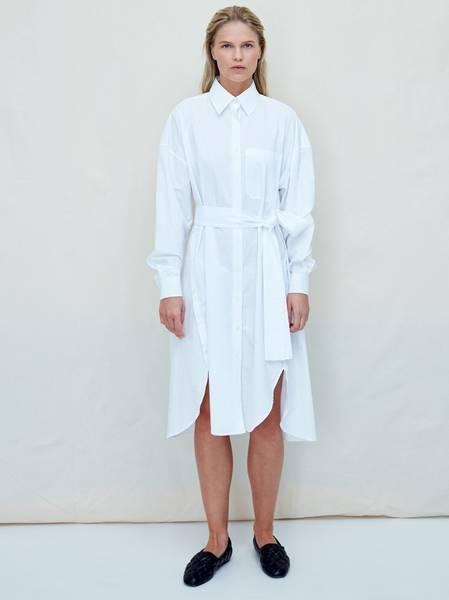 Bilde av FWSS Kim Dress Bright White