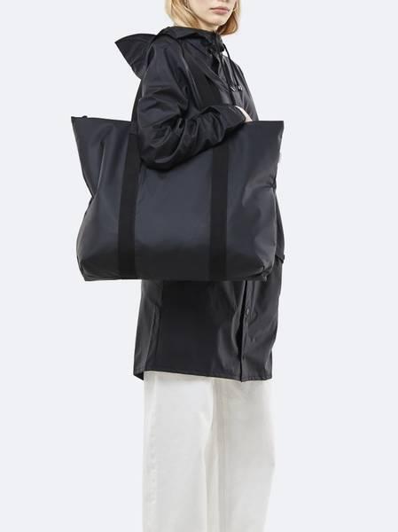 Bilde av Rains Tote Bag Rush Black
