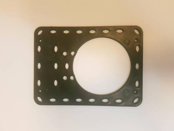 Bilde av Rømningsplate-enkel